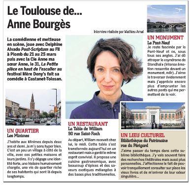 Côté Toulouse / Le Toulouse de...